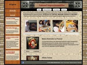 Clic pe fotografie pentru vizualizarea galeriei site-ului Impresionantilor