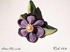 Pitica Mov cu lila